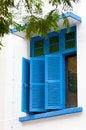 Free Blue Windows Royalty Free Stock Photography - 10336227