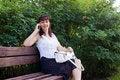 Free Senior Lady On Cell Phone Royalty Free Stock Photo - 10338135