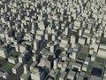 Free Big City Extreme Top Panorama Stock Image - 10339201