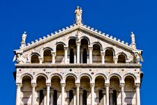 Free Duomo Cathedral Near The Leaning Tower Pisa Italy Stock Photography - 10330492