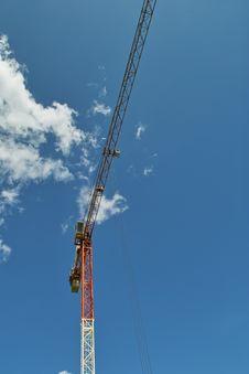 Free Huge Crane Stock Photography - 10330842