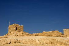 Free Masada Royalty Free Stock Photos - 10330848