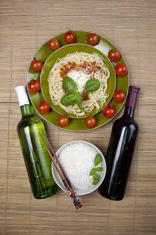 Free Pasta Stock Image - 10330931