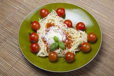Free Pasta Stock Photography - 10331302