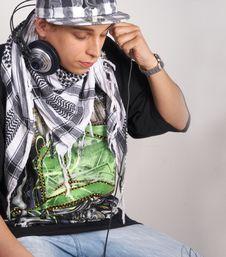 Free Cool DJ Stock Photos - 10331353