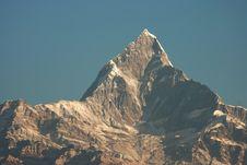 Free Machhapuchhre Himal Stock Photos - 10331423