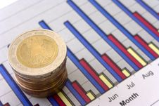 Free Money And Diagram Stock Photos - 10332103