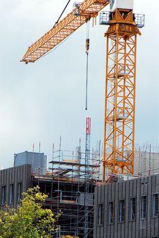 Free Crane Stock Image - 10332731