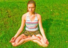 Free Meditation Stock Image - 10332791