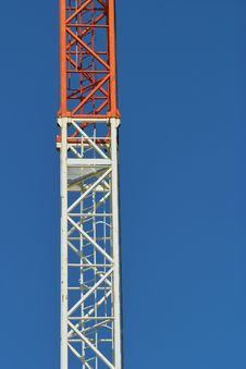 Free Huge Crane Royalty Free Stock Photos - 10333028