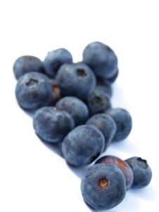 Free Blueberries Angle Royalty Free Stock Image - 10334126