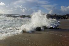 Free A Beautiful Beach Royalty Free Stock Photos - 10334248