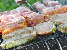 Free Barbecue Royalty Free Stock Photo - 10334815