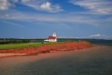 Free The Lighthouse Stock Image - 10336051