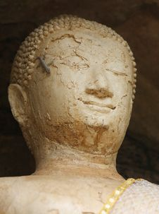Free Head Of Budha With Salamandra Stock Images - 10337664