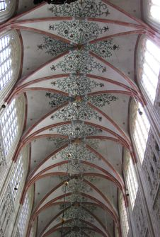 Free Church Ceiling Stock Photo - 10339350