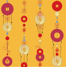 Free Decorative Wind Chimes Stock Photos - 10339963