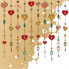 Free Decorative Wind Chimes Stock Image - 10339981