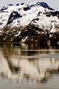 Free Mountain Reflection In Alaska Royalty Free Stock Image - 10341706