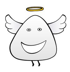 Free Happy Angel Stock Photo - 10340000