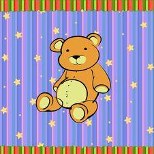 Free Teddy Bear Royalty Free Stock Photos - 10340268