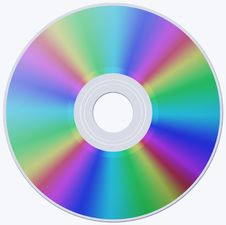 Free CD-disk Stock Photography - 10340482