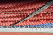Free Empty Stadium Stock Image - 10341441