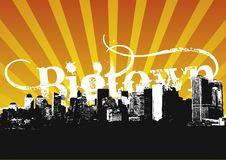 Free Stylish  Skyline I Stock Photos - 10341633