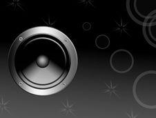 Free Speaker Stock Photo - 10342380