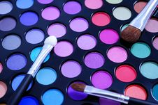 Free Eye Shades Powder Stock Images - 10342814