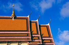 Free Temple, Thailand Royalty Free Stock Photography - 10342897