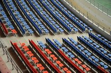 Free Empty Stadium Royalty Free Stock Photo - 10343375