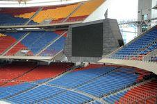 Free Empty Stadium Stock Images - 10343564