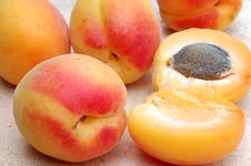 Free Peach Stock Photography - 10343582