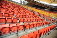Free Empty Stadium Stock Images - 10343684
