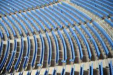 Free Empty Stadium Royalty Free Stock Image - 10343746