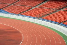Free Empty Stadium Stock Images - 10343804