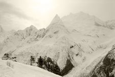 Free Mountains Royalty Free Stock Photography - 10344437