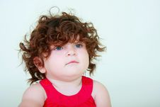 Free Cute Toddler Girl Royalty Free Stock Images - 10345969