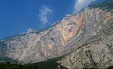 Free Monte Brento Rock Massif Royalty Free Stock Photography - 10346257
