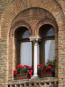 Tuscany, San Gimignano Stock Photos
