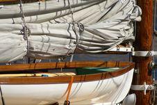 Free Sailing Royalty Free Stock Image - 10347636