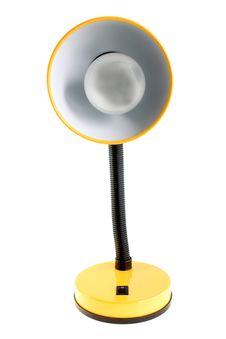 Free Desk Lamp Stock Photography - 10349372