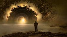 Free Geological Phenomenon, Phenomenon, Darkness, Atmosphere Royalty Free Stock Photography - 103416027