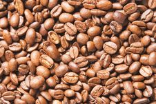 Free Coffee Bean Royalty Free Stock Photo - 10352345