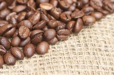 Free Coffee Beans Royalty Free Stock Image - 10352436