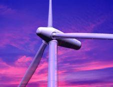 Free Energy Of Wind Stock Image - 10352801