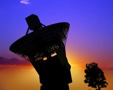 Free The Radar Royalty Free Stock Photo - 10352855