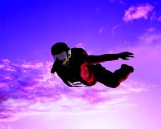 Free Sport Is In Sky Royalty Free Stock Photo - 10353165