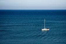 Free Sailing Boat Royalty Free Stock Images - 10355069